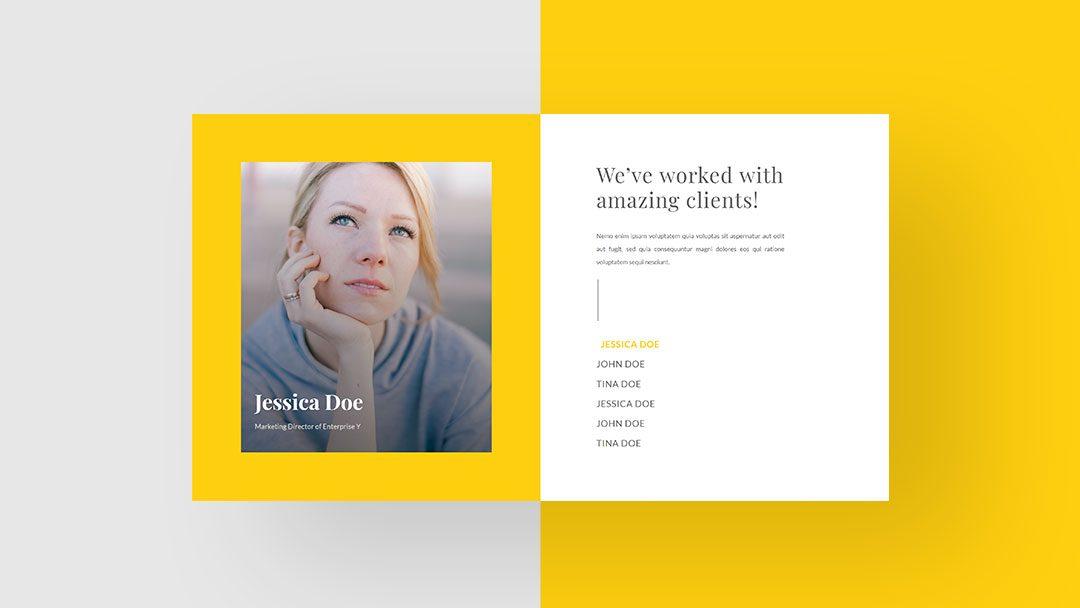 Ladda ner ett gratis design paket som visar upp dina kunder på ett snyggt sätt!